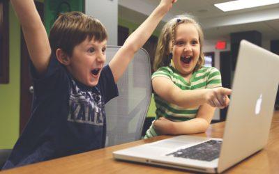 6 największych zagrożeń czyhających na dzieci w internecie