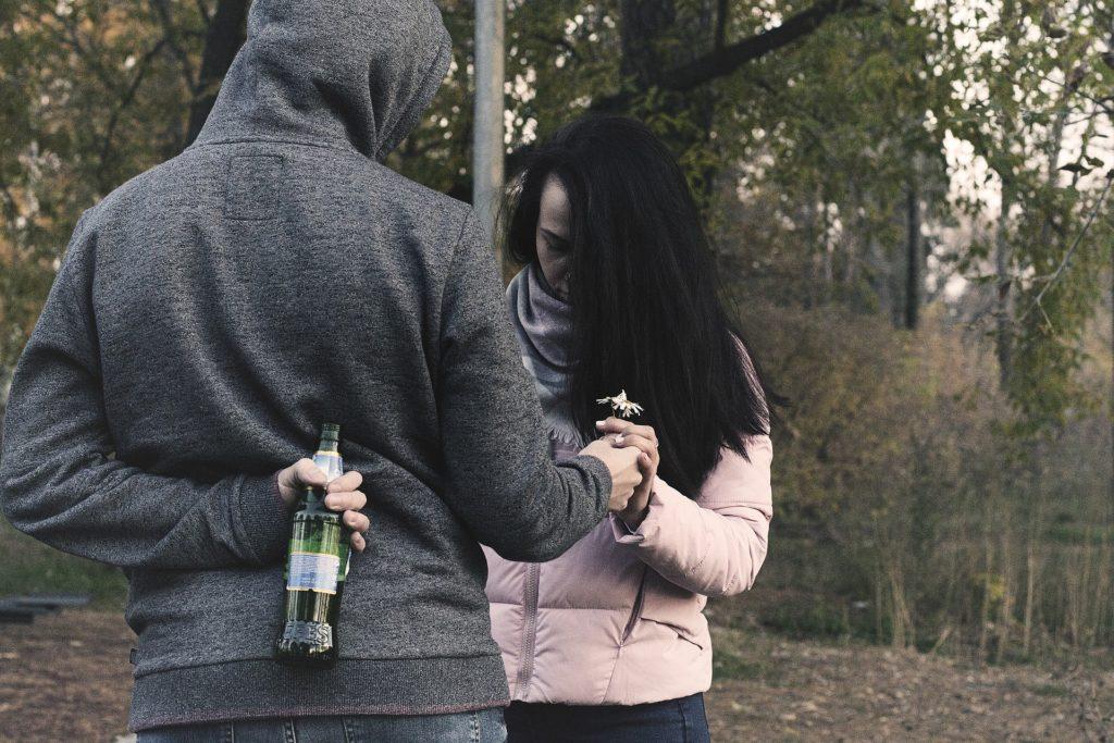Jak postępować, aby nie pomagać w piciu?